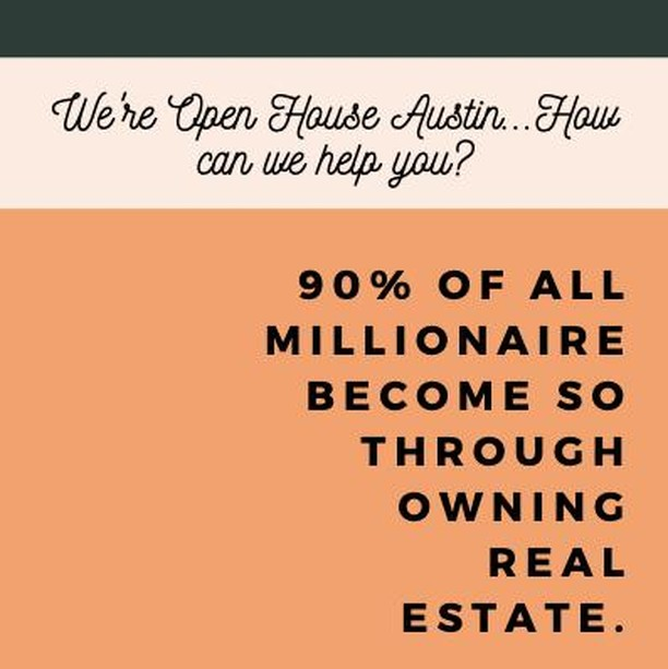 Is this resonating with you?? Shoot us an email! Let's talk. OpenHouseAtx@gmail.com⠀ ⠀ #atx #openhouseaustin #austinopenhouse #biggerpockets #austintx