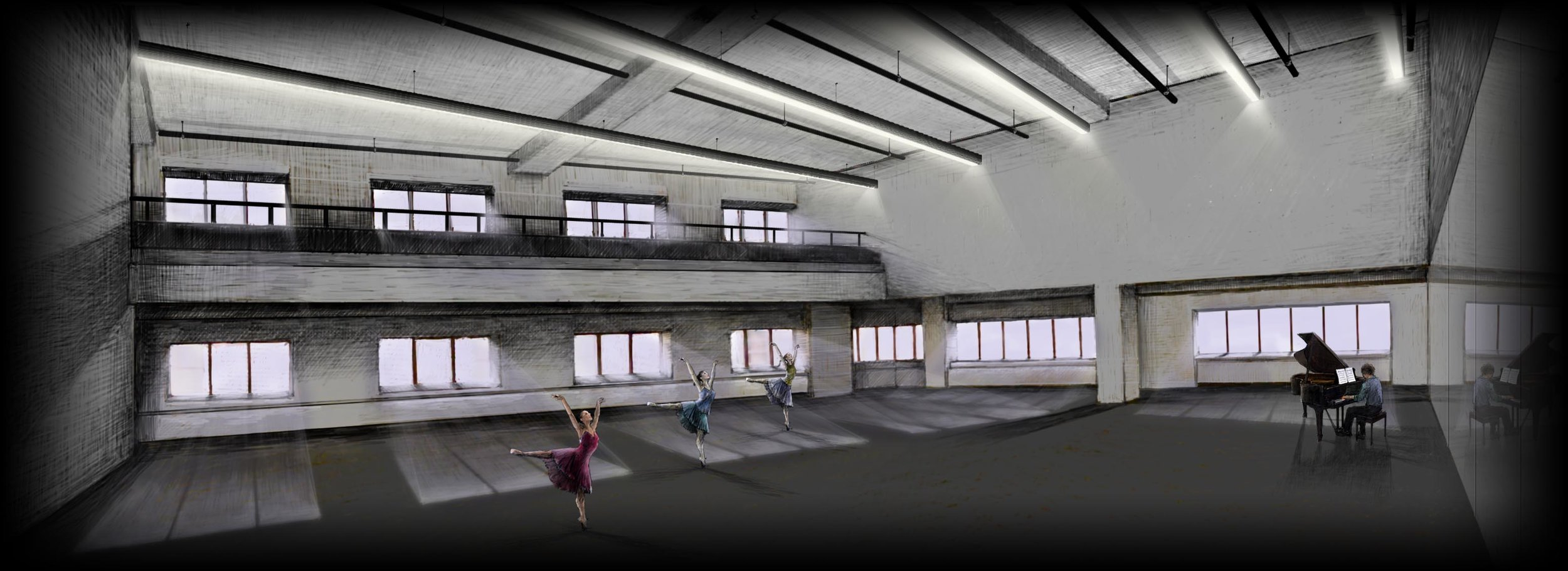 Studio 11A Rendering