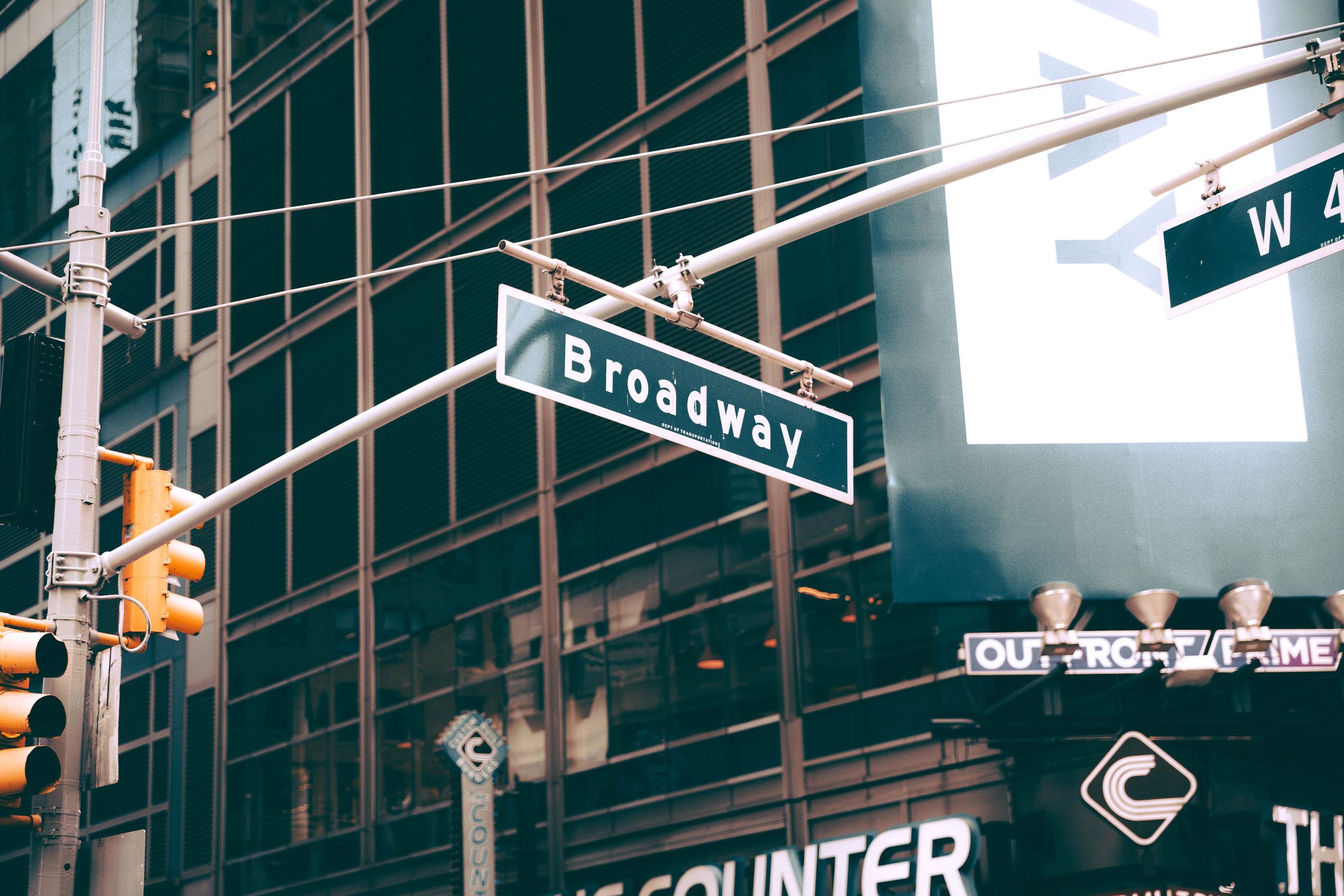 Open Jar Studios Broadway