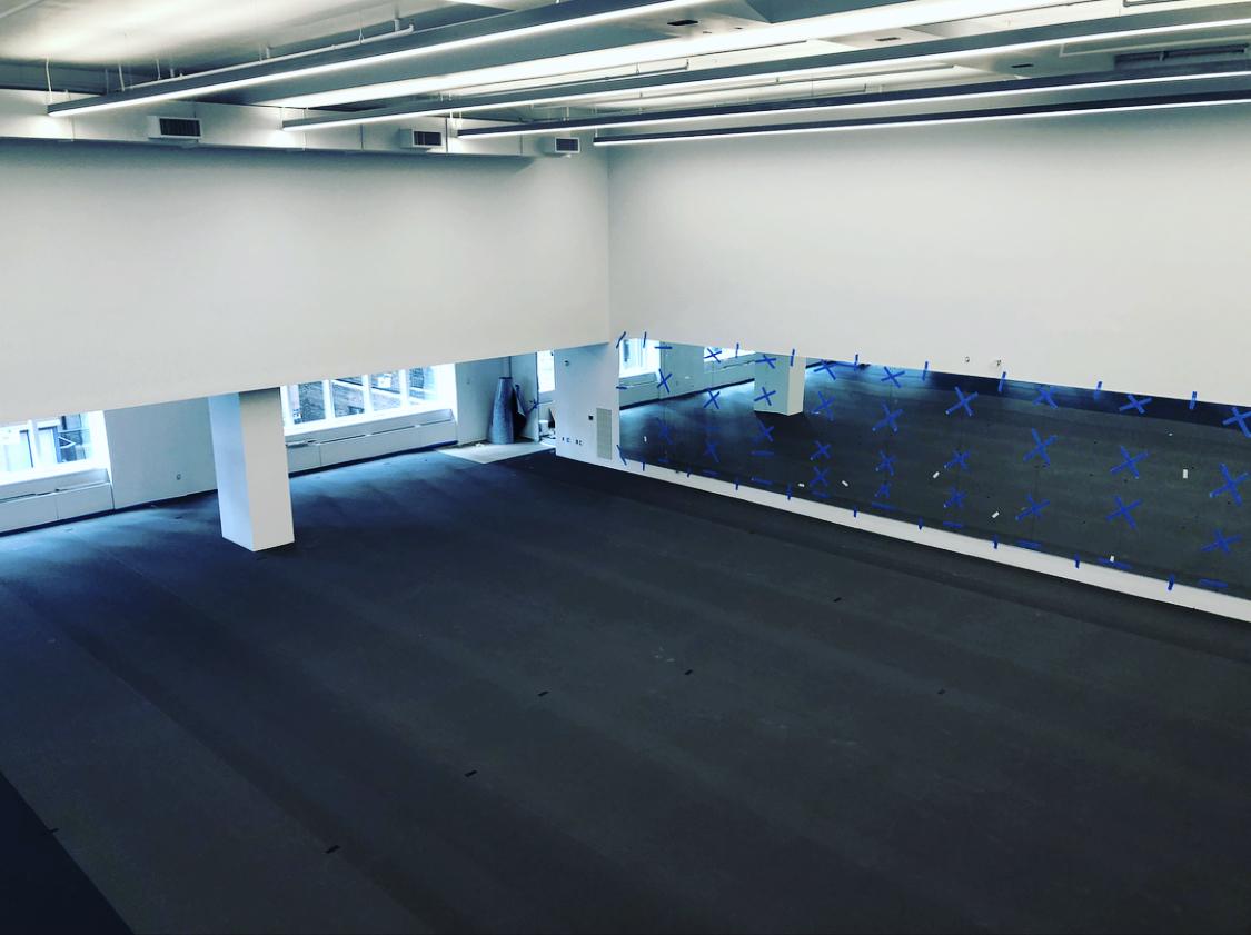 11A floor prep
