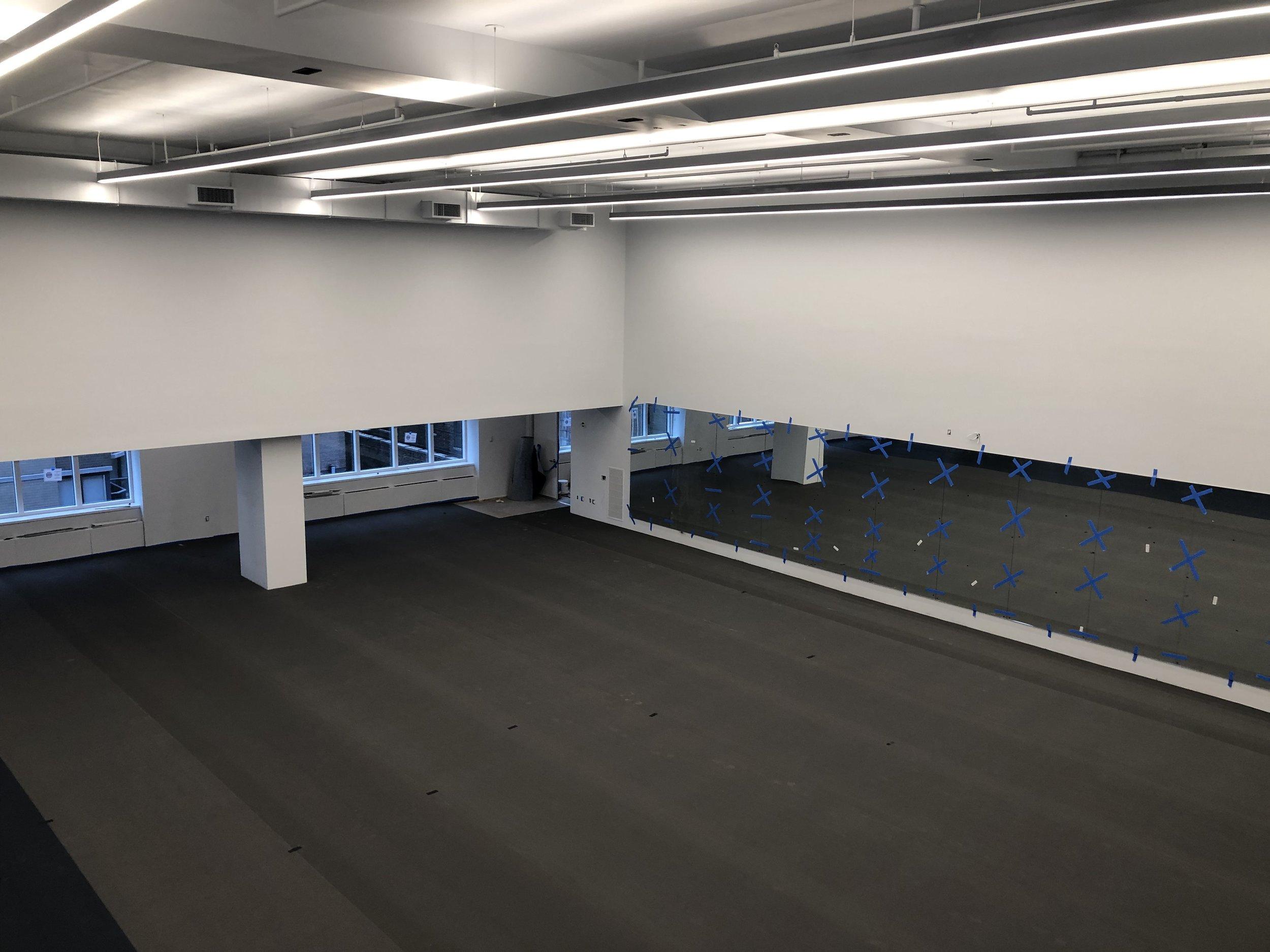 11A floor prep for marley
