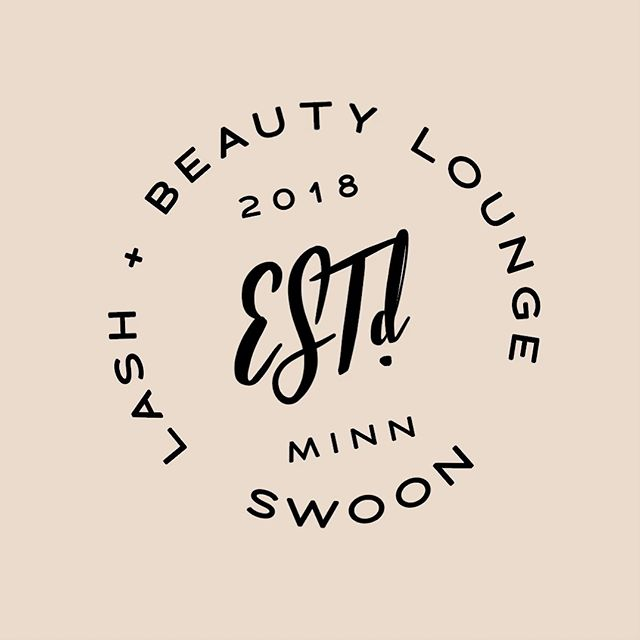 SNEAK PEEK! We are so in love with the new identity for @swoon_beautylounge ! We've got exciting news for both the Rochester and Twin Cities area, stay tuned for more info! • • #beauty #beautylounge #swoon #logo #emblem #smallbusiness #ladyboss #bekind #bebeautiful