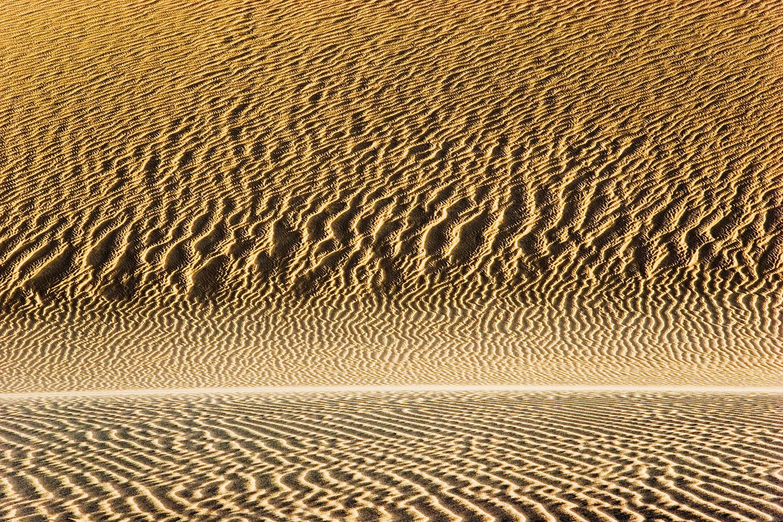 Dune Rising. Death Valley