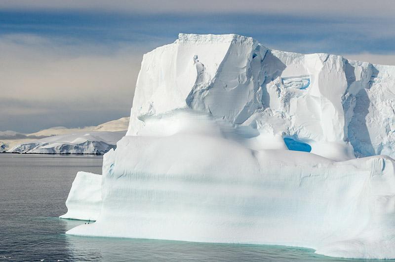ceberg. Dallmann Fjords, Antarctica