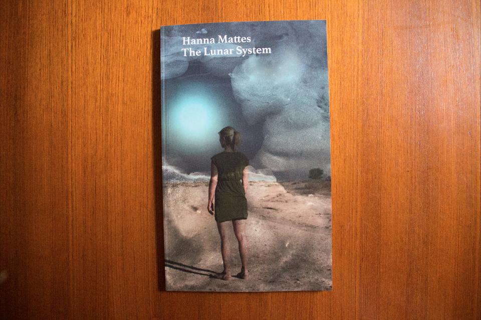 The Lunar System , Hanna Mattes, 2018.  Desert 23°S