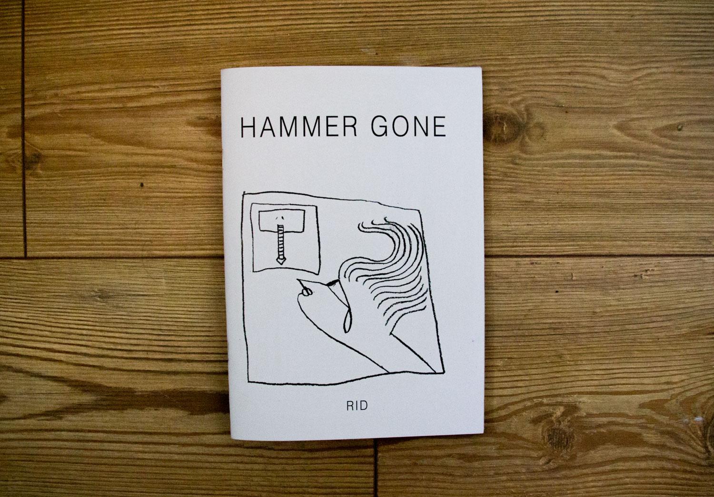 Hammer Gone , Kieran Rid, 2018.  Arctic 70°N