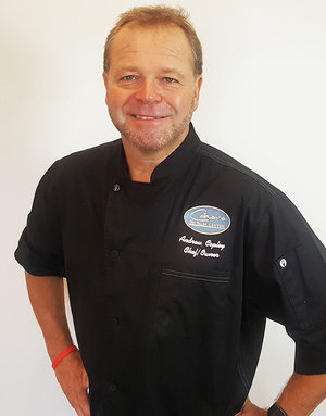Andrew Manion Copley  Owner & Executive Chef