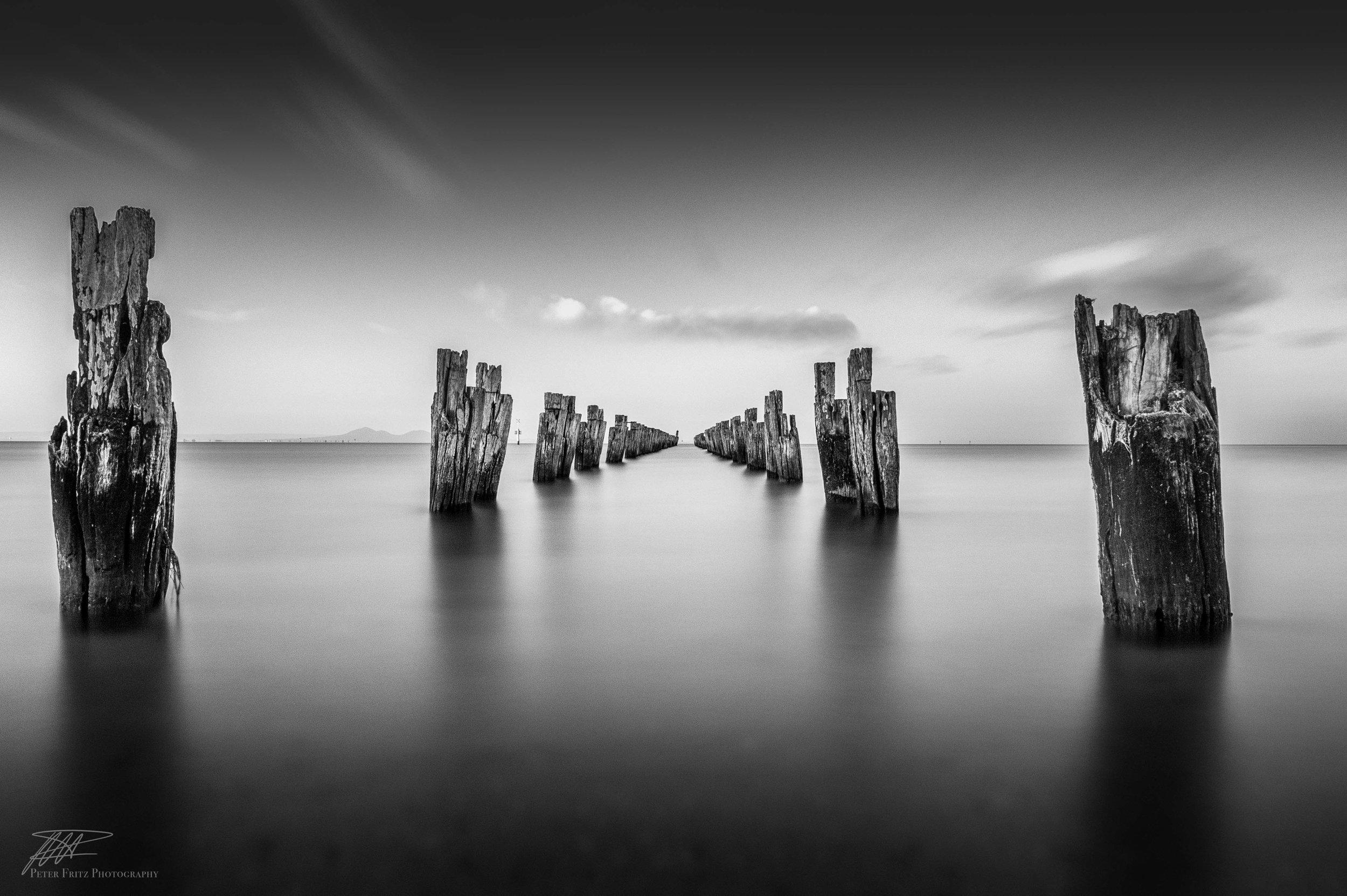 Endless jetty