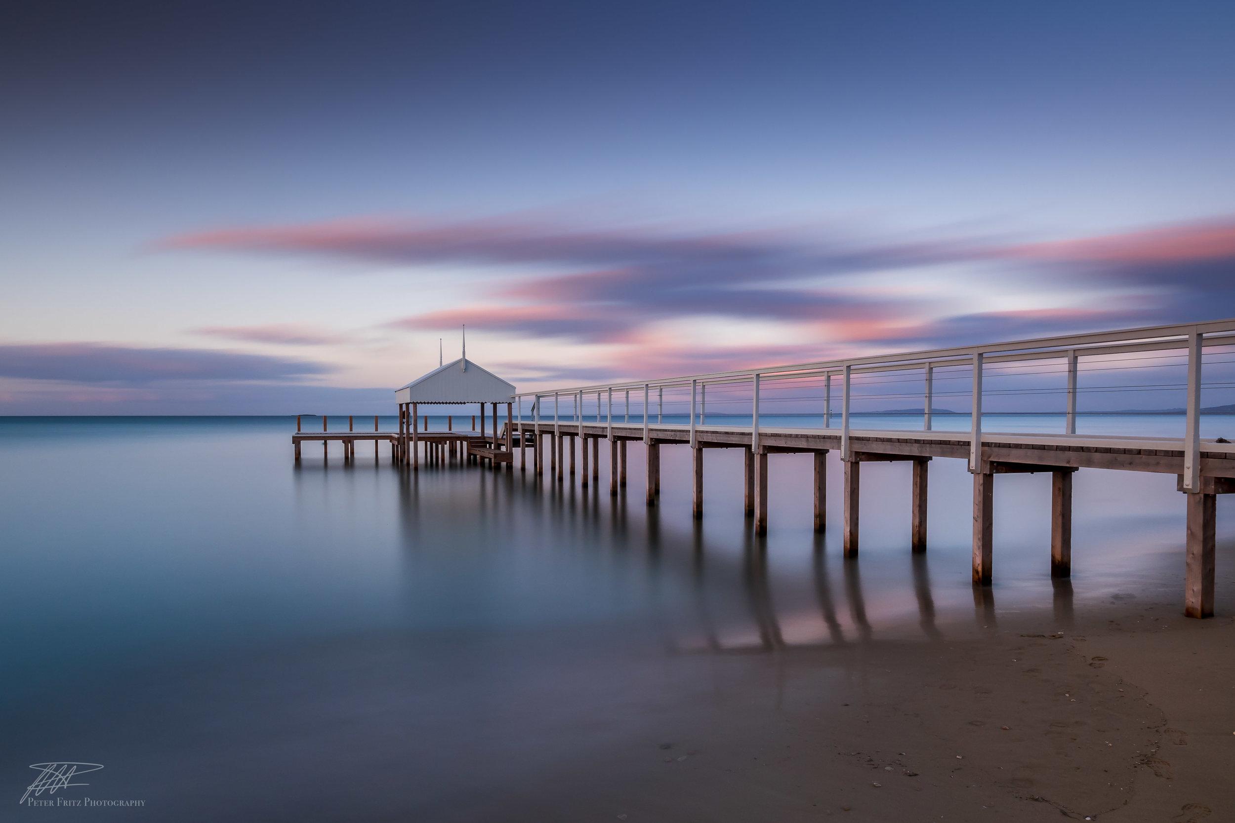 Sullivan Bay Sunset