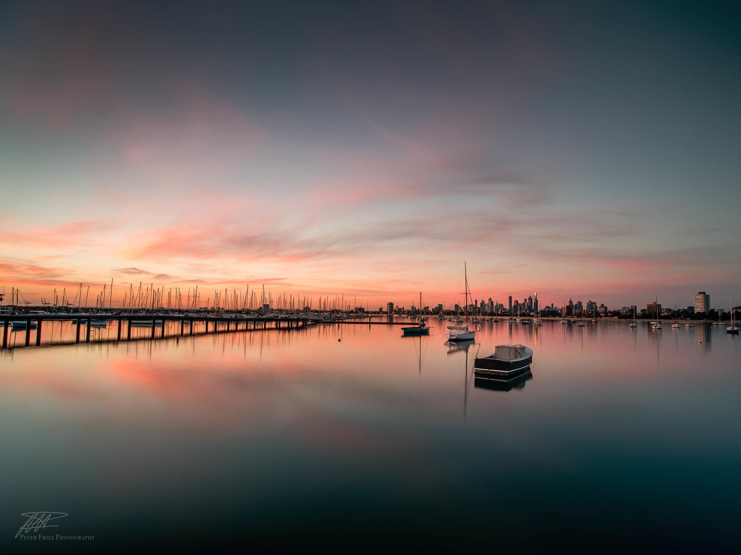 Balmy St Kilda Sunset.jpg