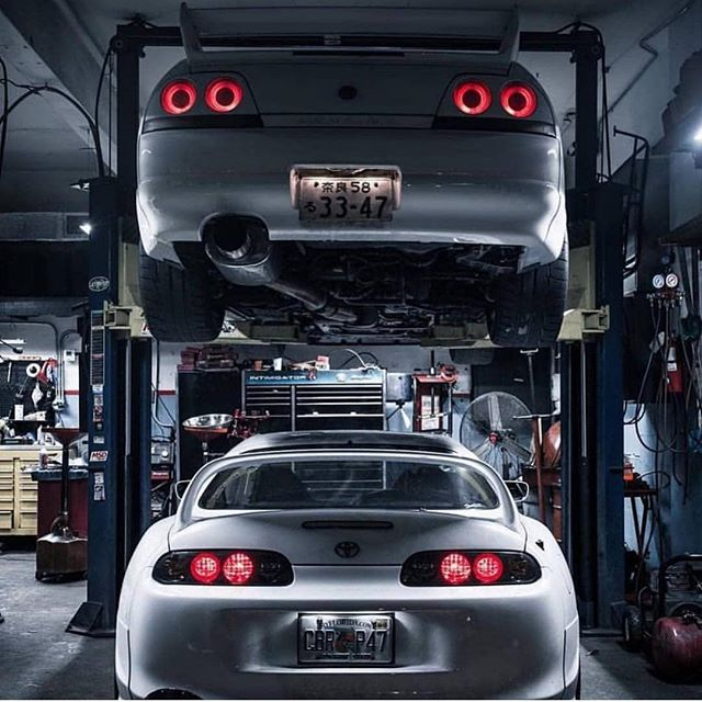 Choose your twin turbo powered weapon, Supra or Skyline? #TurboTuesday #ViciousGarage Tag owners . . . 👕👕👕👕👕👕👕👕👕👕👕👕 Shop apparel, accessories, & stickers www.Vicious-Garage.com (link in bio) 👕👕👕👕👕👕👕👕👕👕👕👕 . . . 🔽🔽🔽🔽🔽🔽🔽🔽🔽🔽🔽🔽 Subscribe to our YouTube channel!🎥 www.YouTube.com/ViciousGarage💻 🔼🔼🔼🔼🔼🔼🔼🔼🔼🔼🔽🔽 . . . #Drift #jdm #stance #canibeat #cambergang #illest #fatlace #slammed #stancenation #modifiedscene #modified #lowlife #camber #carswithoutlimits #static #bagged #stancelife #amazingcars247 #fitment #camber #viciousgtr #skyline #skylinegtr #r34 #gtr #supra #toyota #nissan