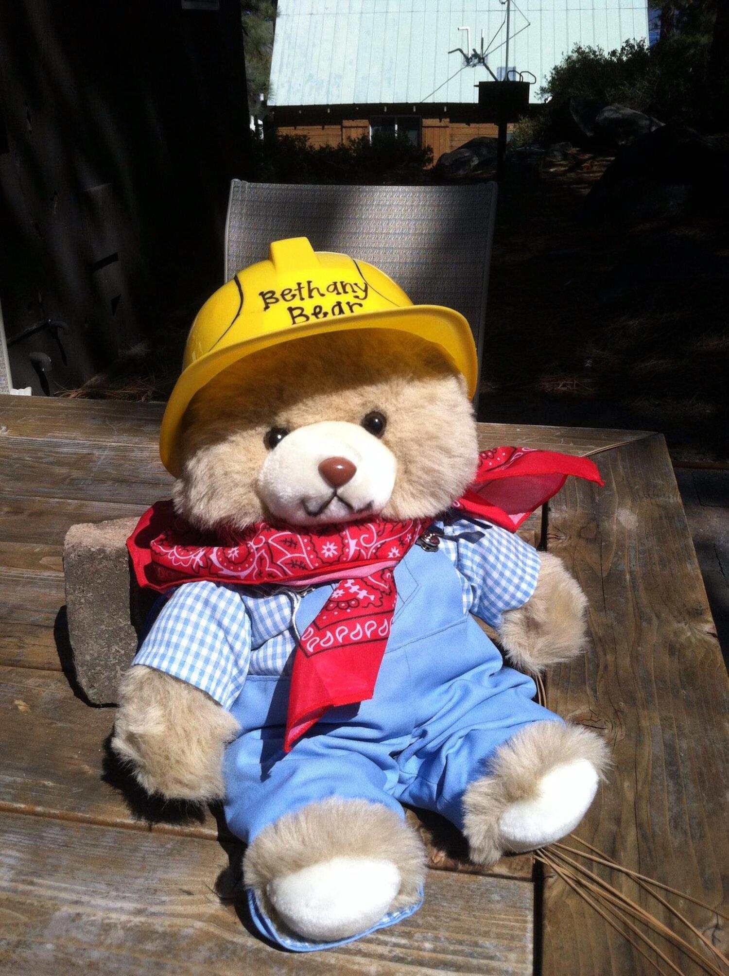 Bethany Bear -
