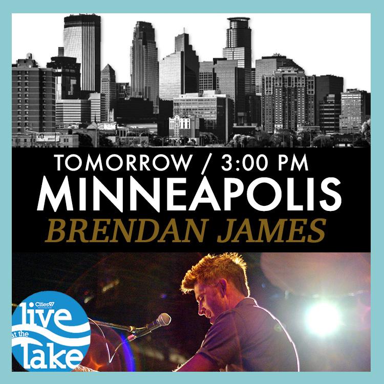 Brendan James Cities 97