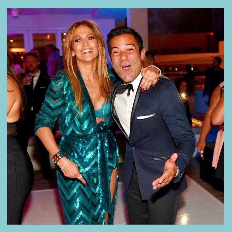 Paul Loren Jennifer Lopez