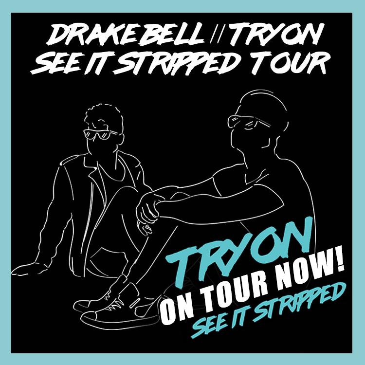 Tryon & Drake Bell Tour