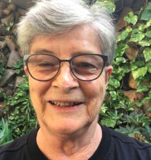 Sister Chris Burke IBVM