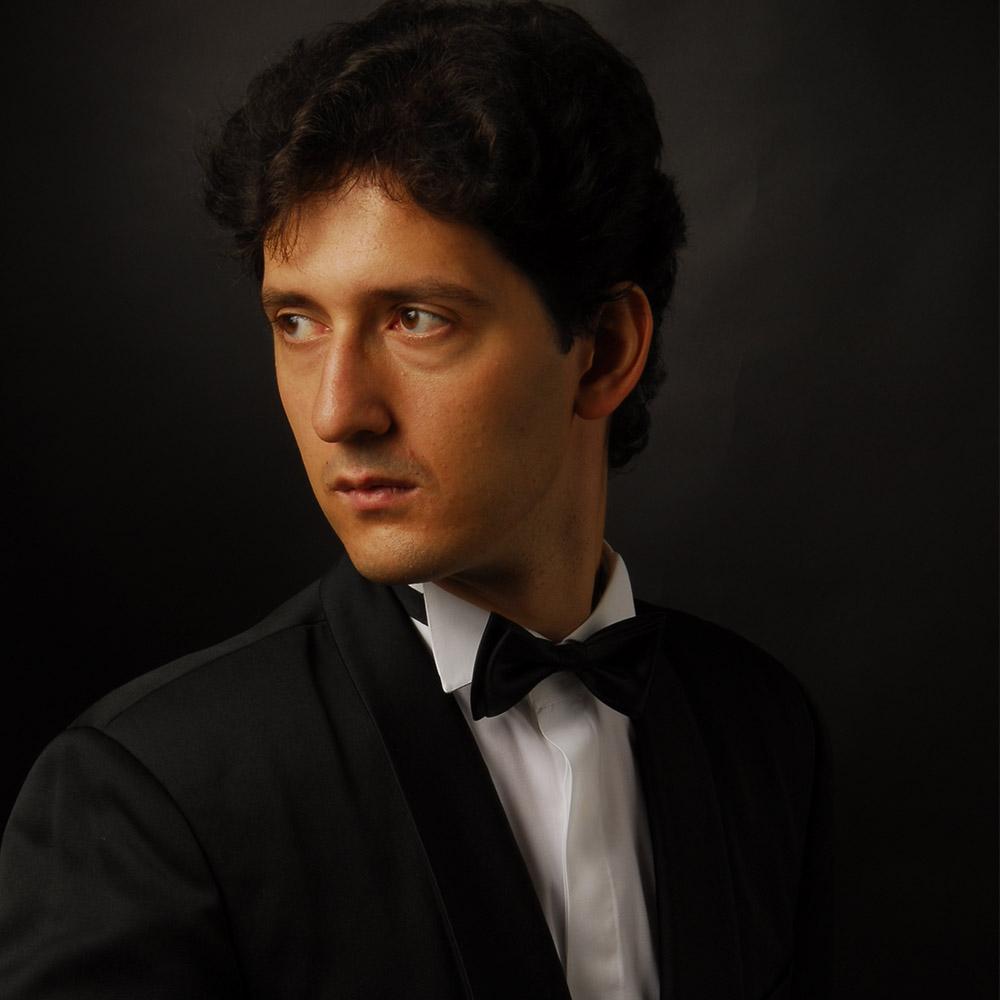 Sergey Kuznetsov  (2014, piano)