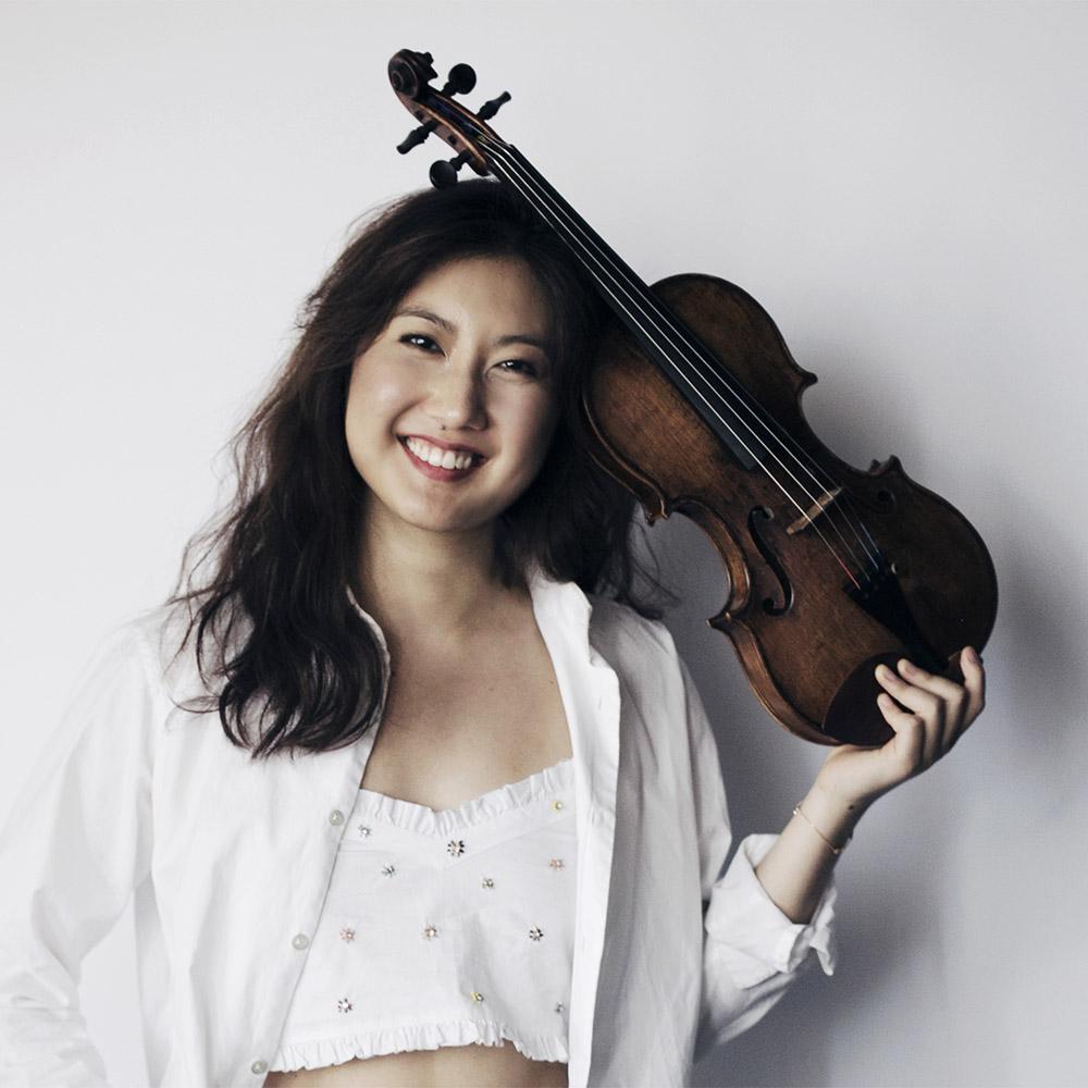 Hannah Cho  (2019, violin)