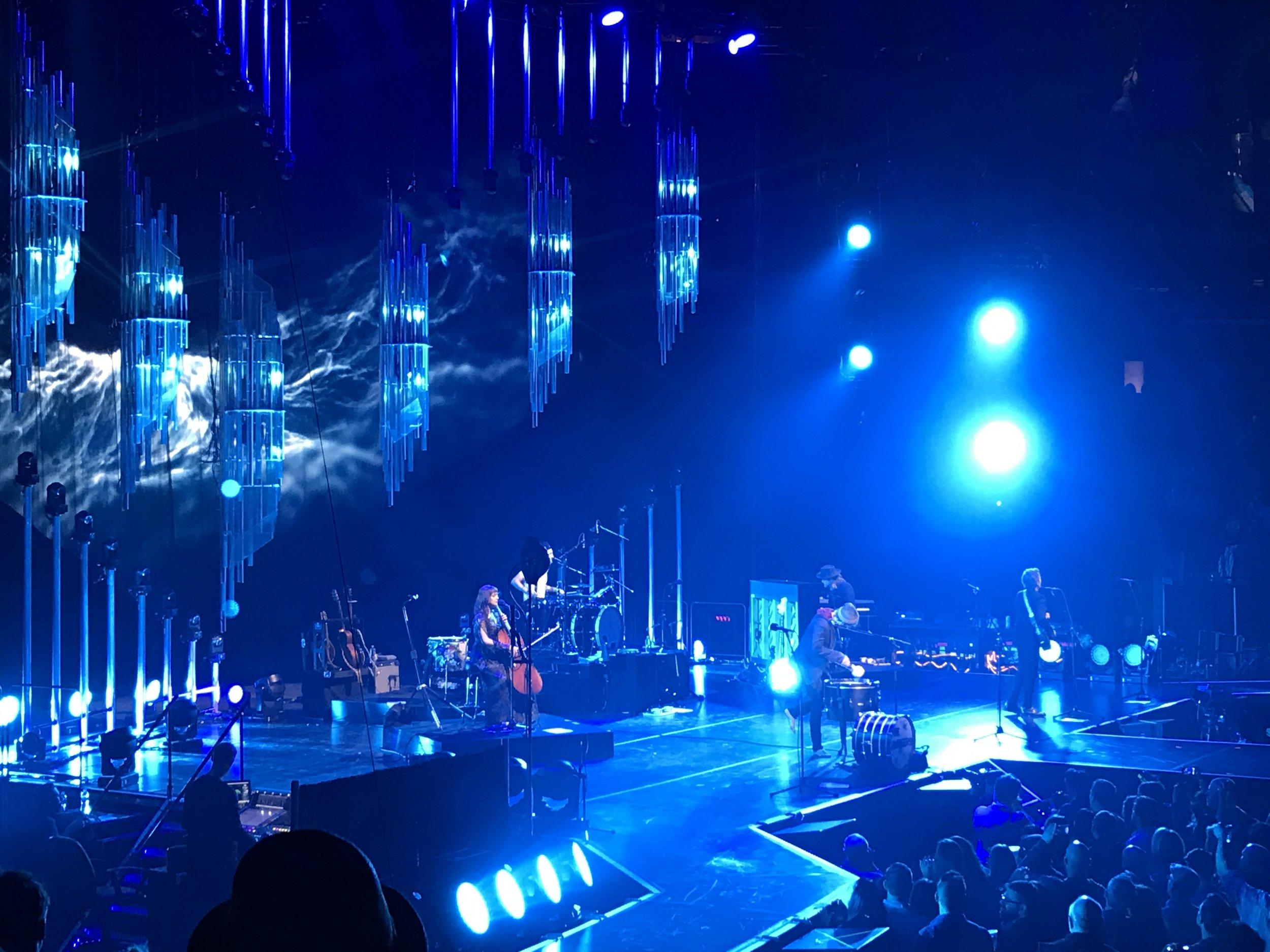 The Illumineers on the main stage