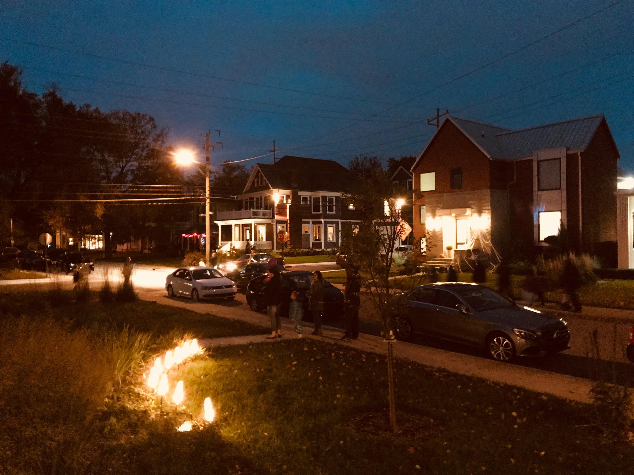 Herron-Morton Place Halloween
