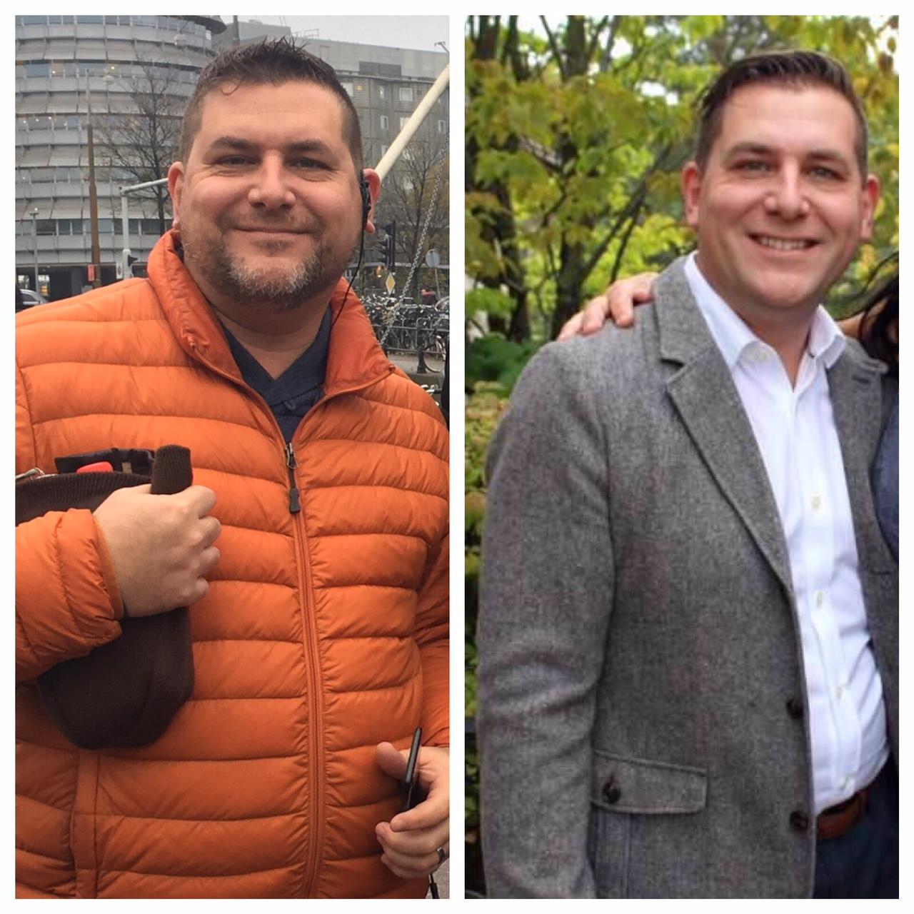 Fat November 2016 versus thin November 2017