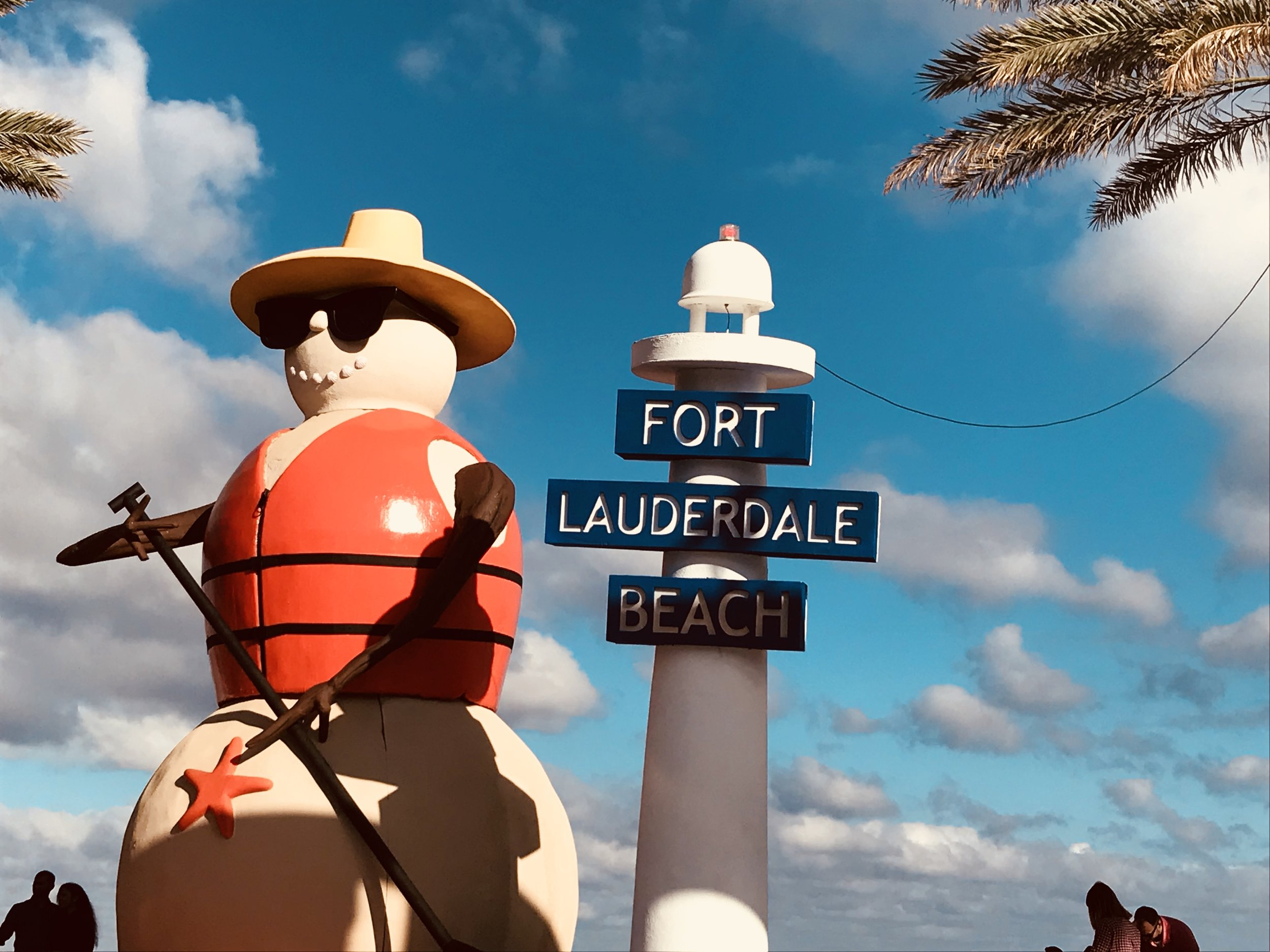 Holidays in Lauderdale