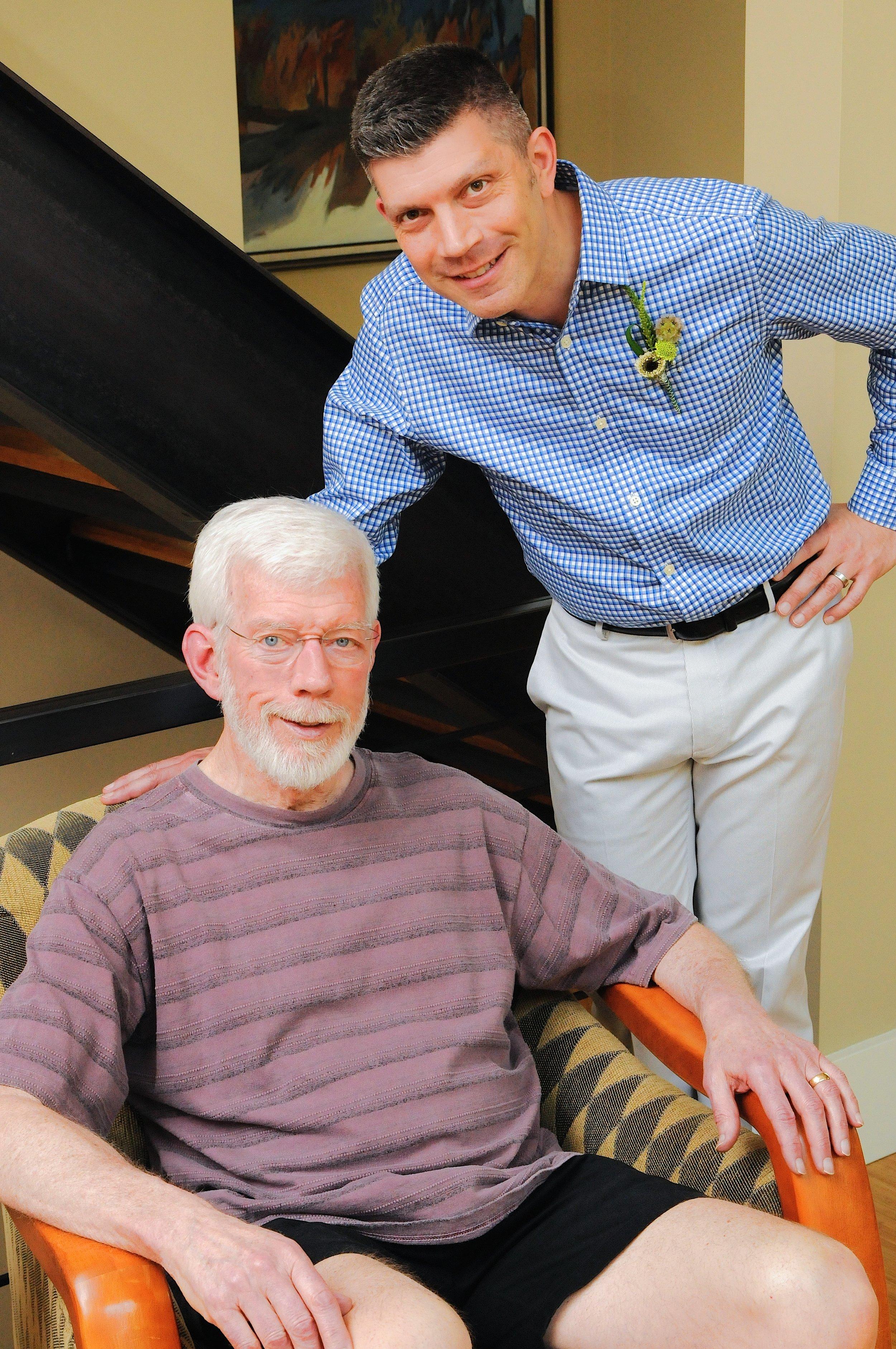 David and John