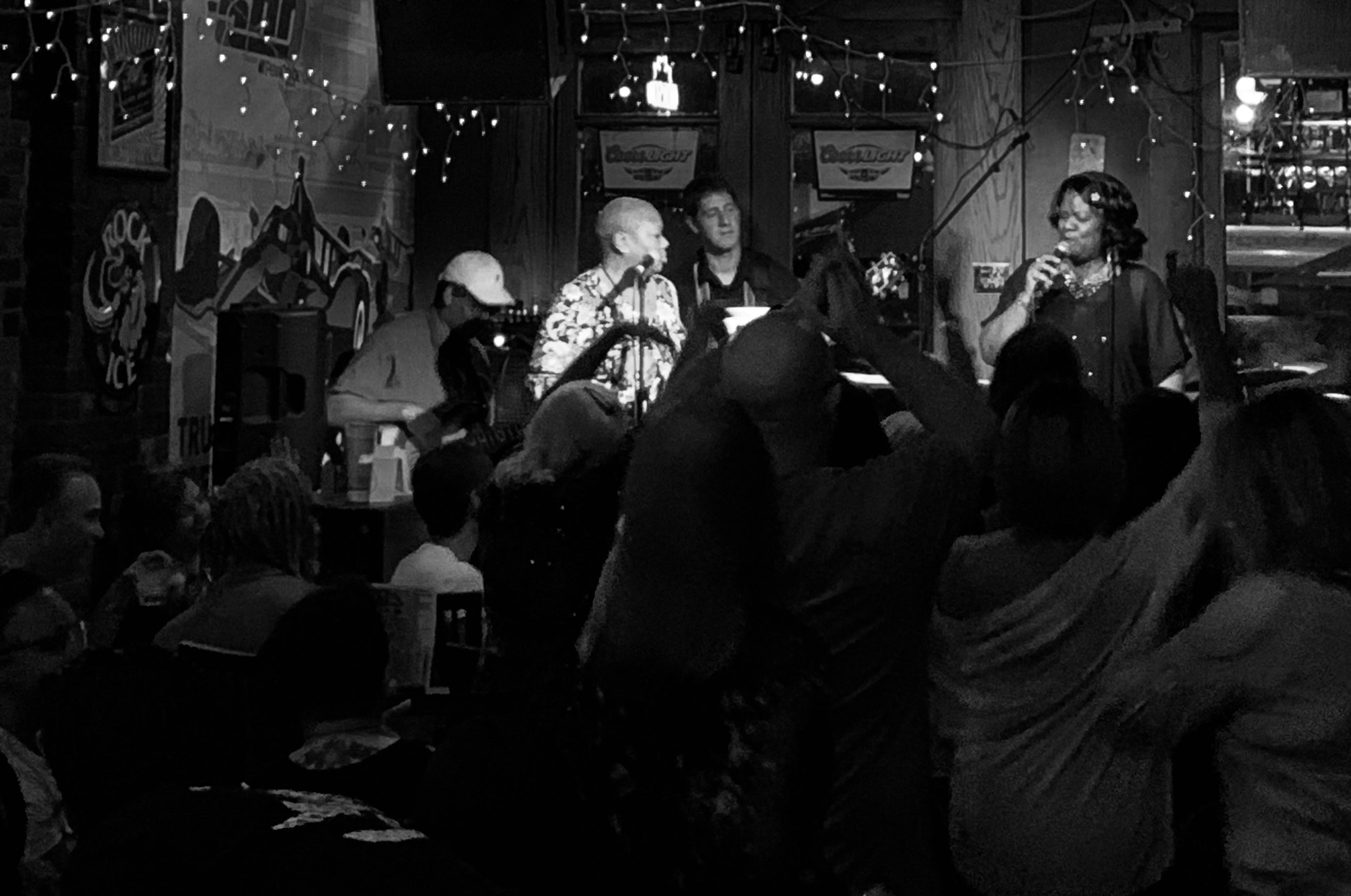 Blues at the Slippery Noodle in Indianapolis