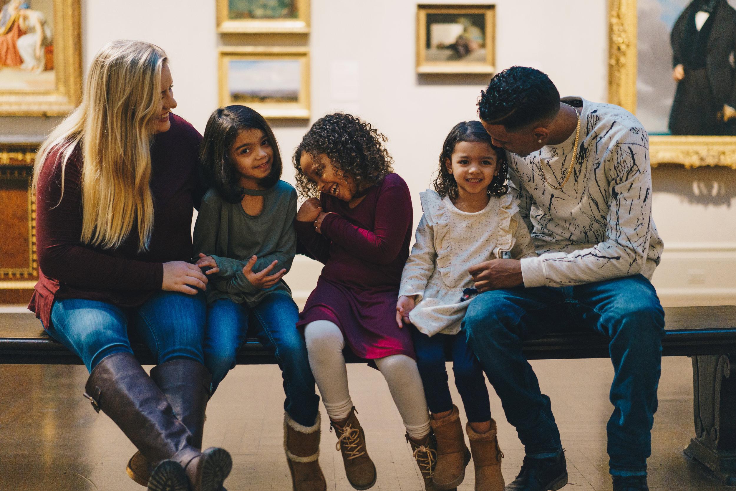 Nashville Tennessee Photographer- Art Museum Family Session 5