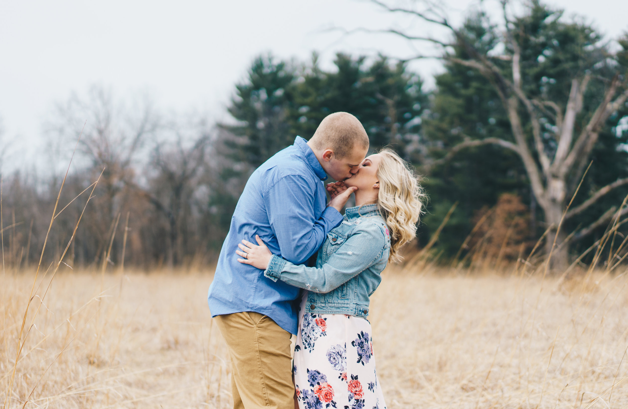 Nashville Wedding Photographer_C&T Engagement Session-1
