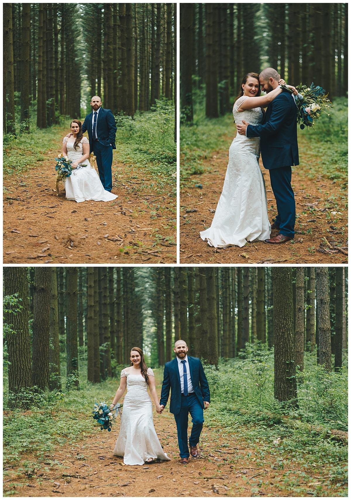 Nashville Wedding Photographer-Elegant Woods-2