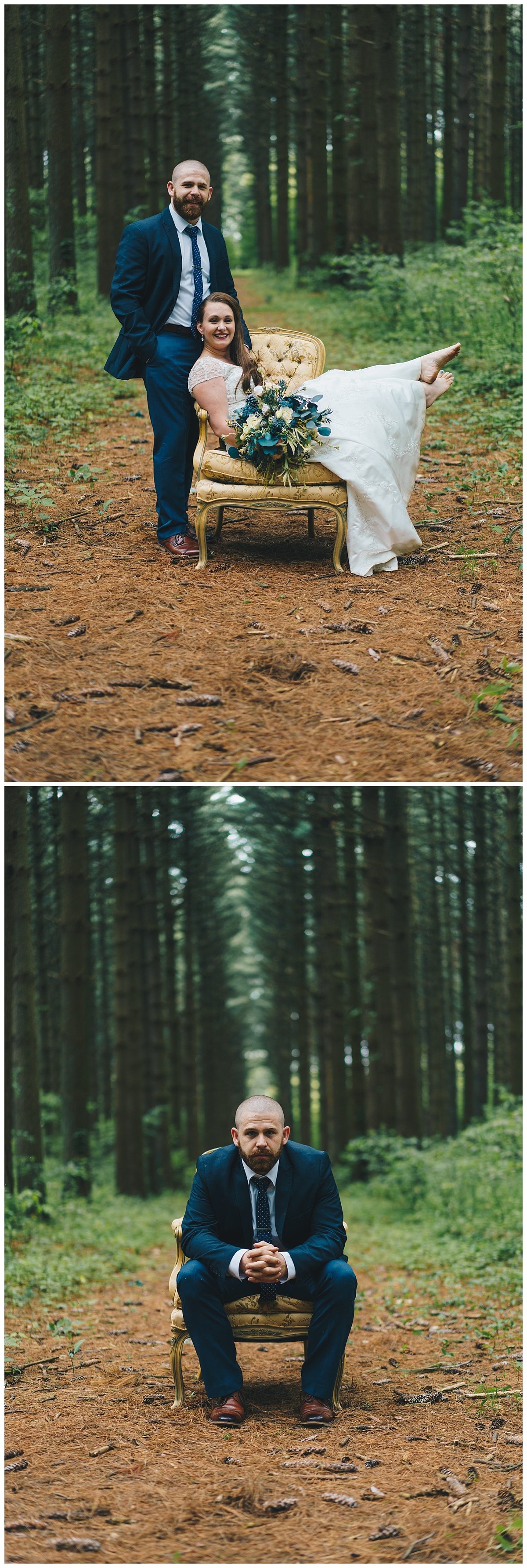 Nashville Wedding Photographer-Elegant Woods-8