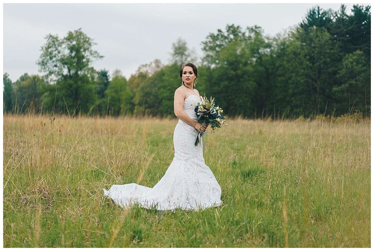 Nashville Wedding Photographer_Elegant Woods Styled Session-1