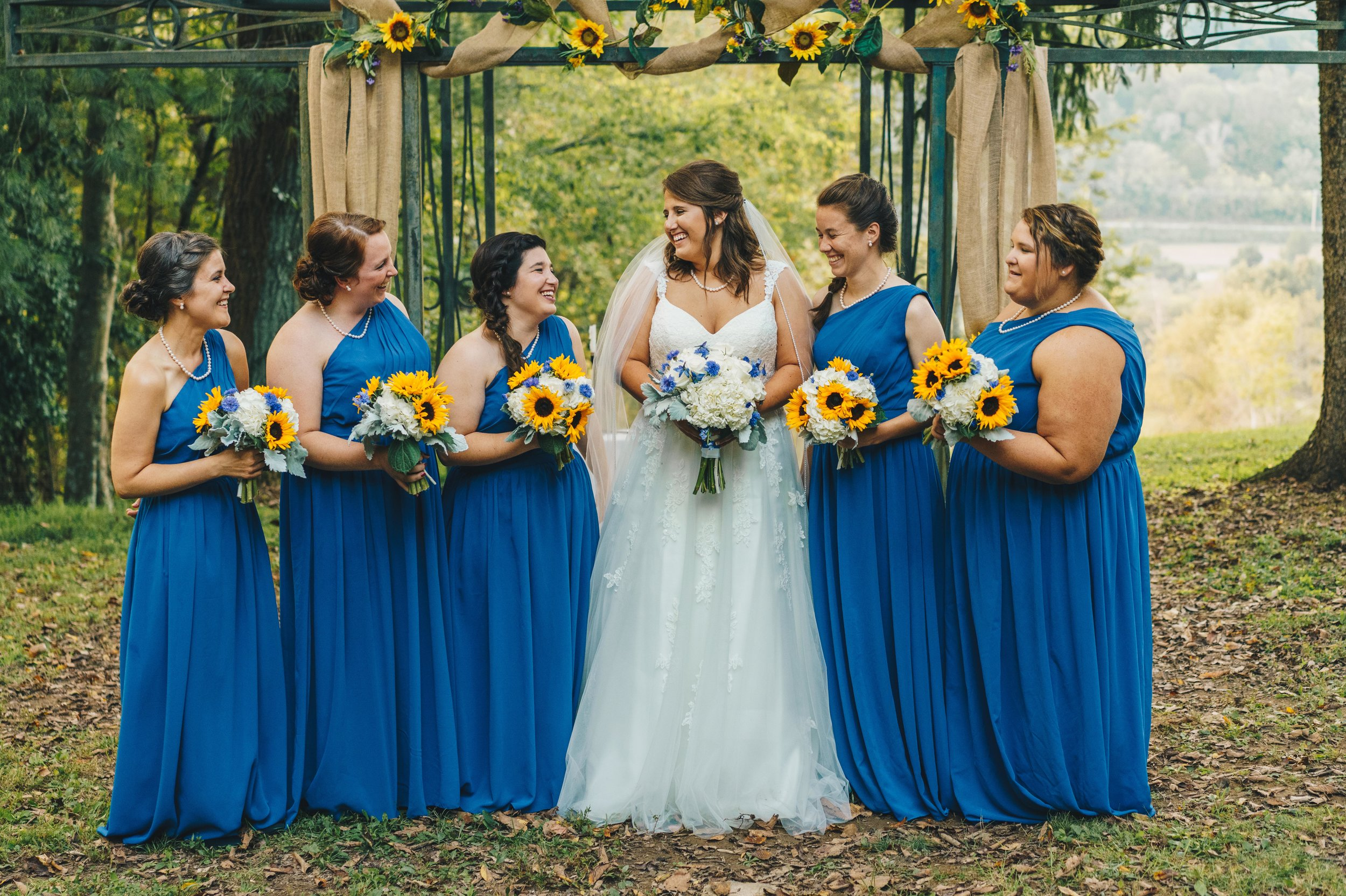 Nashville Wedding Photographer-T&T Bridesmaids Gifts