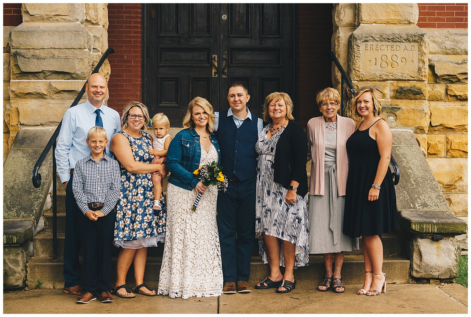 Heck Designs and Photography_Franklin, TN Wedding Photographer_Cassie and Dan_Family Formals