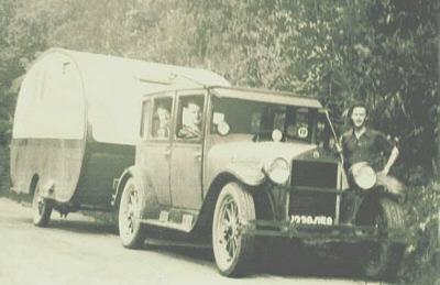 Jack Wynn, 1944 en route to Ocean Grove.