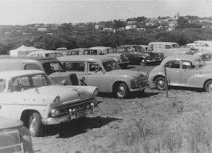 Beach Parking