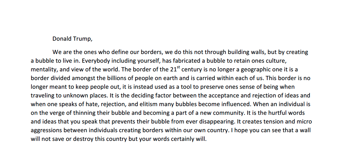 Chris Reyling - from #thisisnotawall