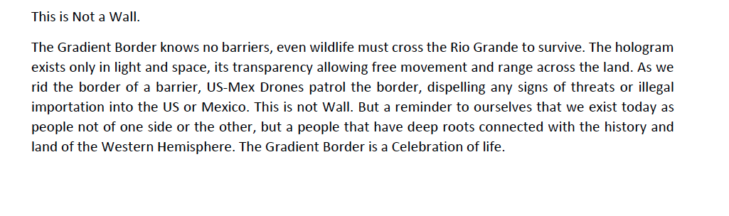 Freeland Livingston - from #thisisnotawall