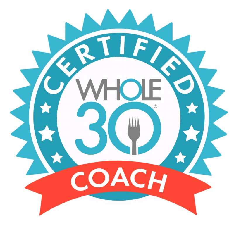 Kelly warner is a certified Whole30 Coach located in the St. Louis, MO area.
