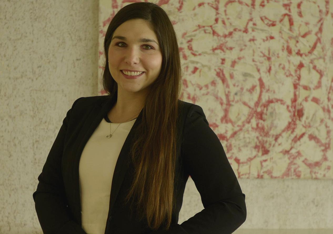 Lauren A. Guichard