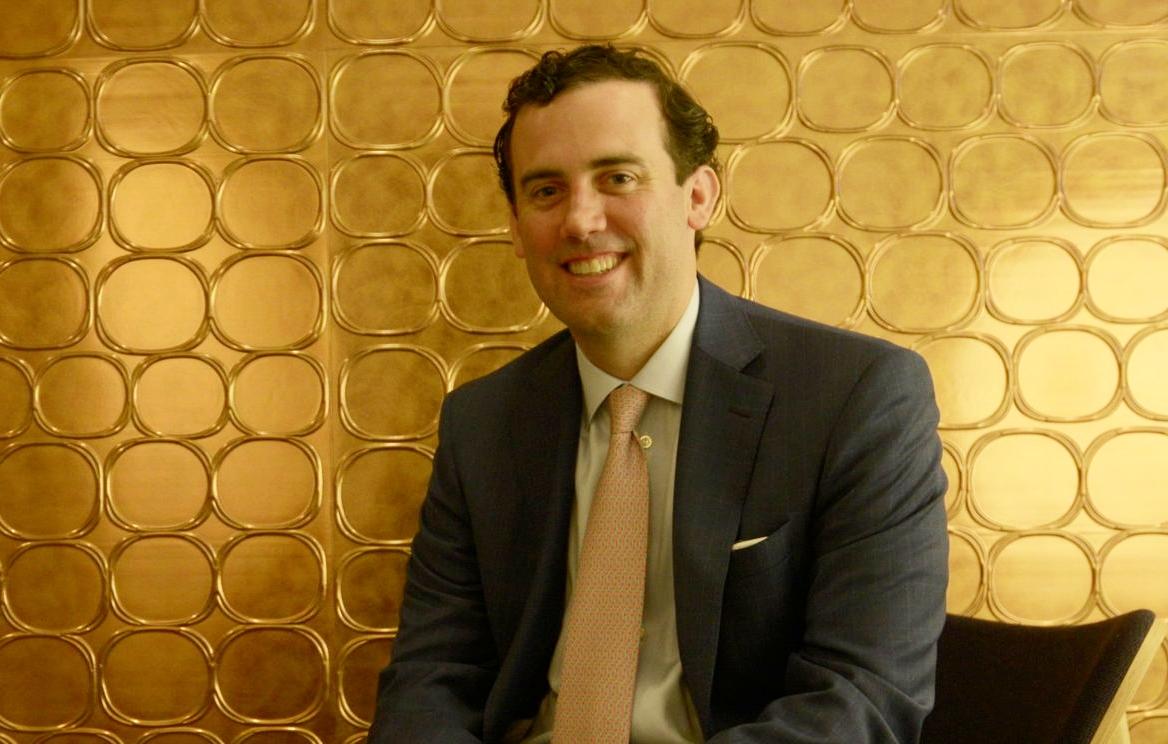 James P. Waldron