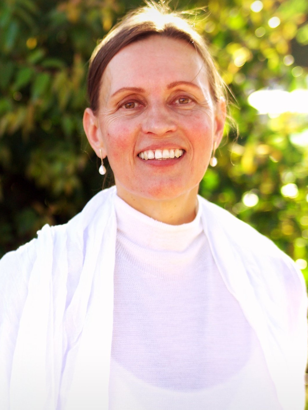 Marina S. Glasko - Energy Intuitive Healer, Aromatouch certified