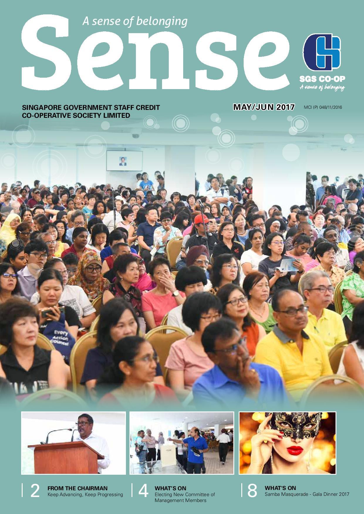 Sense May/Jun 2017