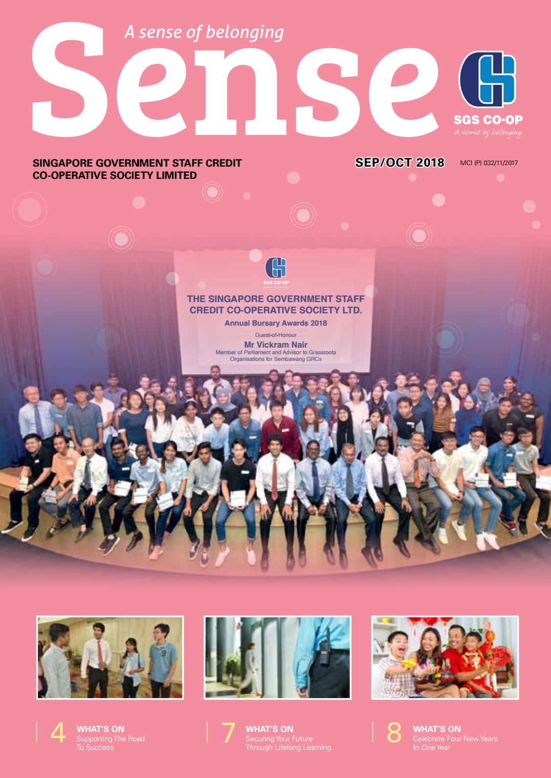 Sense Sep/Oct 2018
