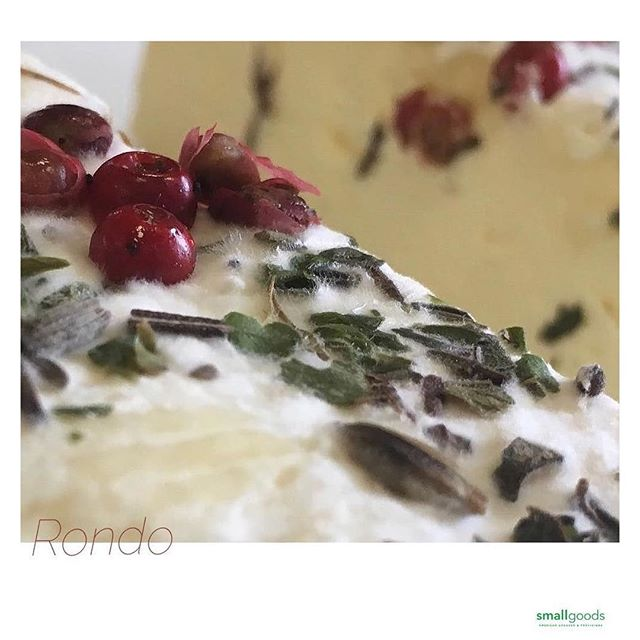 A delightful addition to any Easter dinner spread: Its Rondo, from Andante Dairy. Pretty much anything from Andante Dairy is going to make your Easter better.  This weekend, Smallgoods market stands are at:  Saturday: @littleitalymercato . Sunday:  @hillcrestfarmersmkt . americancheeseclub.com // @americancheeseclub // Start getting monthly boxes of delicious American cheeses shipped to your home.  Link in bio. . . #smallgoods #realamericancheese #epicuriousclub #shoplocal #eastercheese #americanfarmers #dairy #yelpsandiego #americancheese #cheese #rondo #sandiegocheese #americancheeseclub #cheeseclub #ilovecheese #petaluma #ediblesandiego #sdfoodie #culturecheese #eatersd #smallgoods_