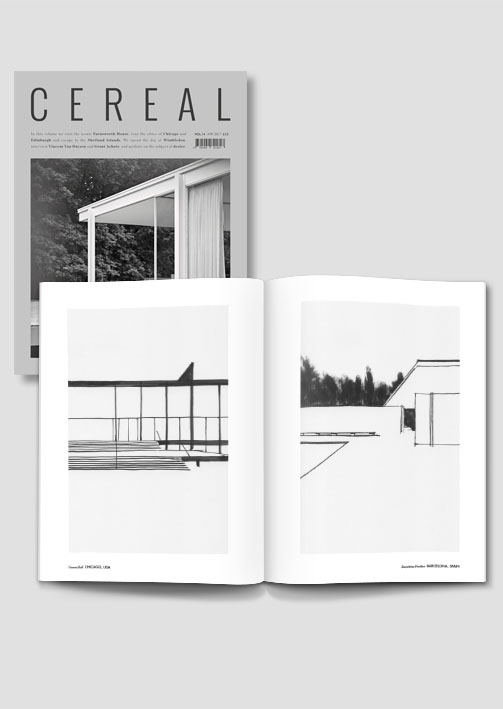 Cereal Magazine n° 14