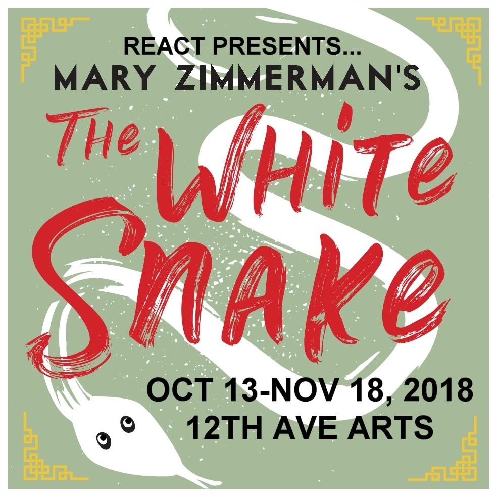 The White Snake Poster