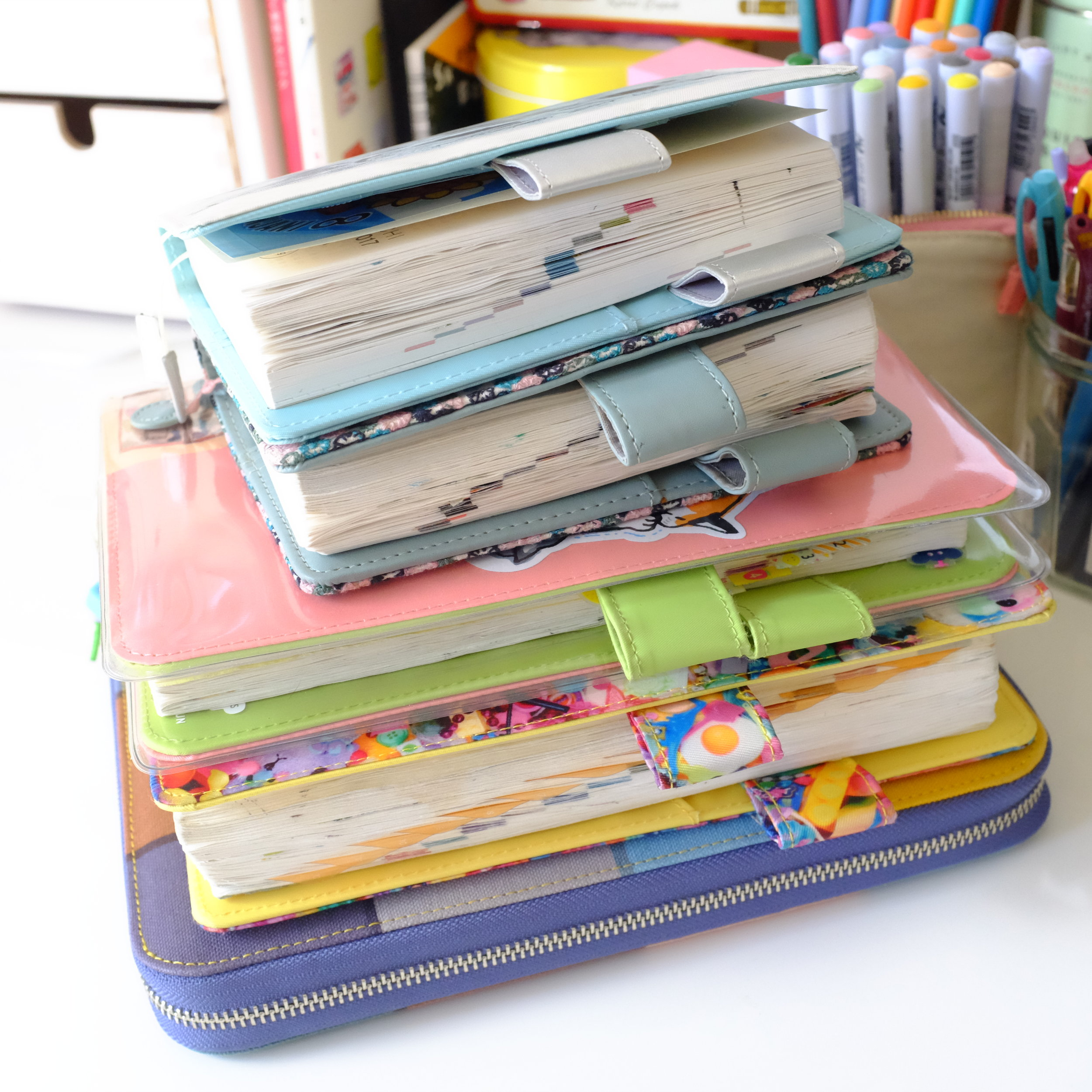 Sketchbooks! -