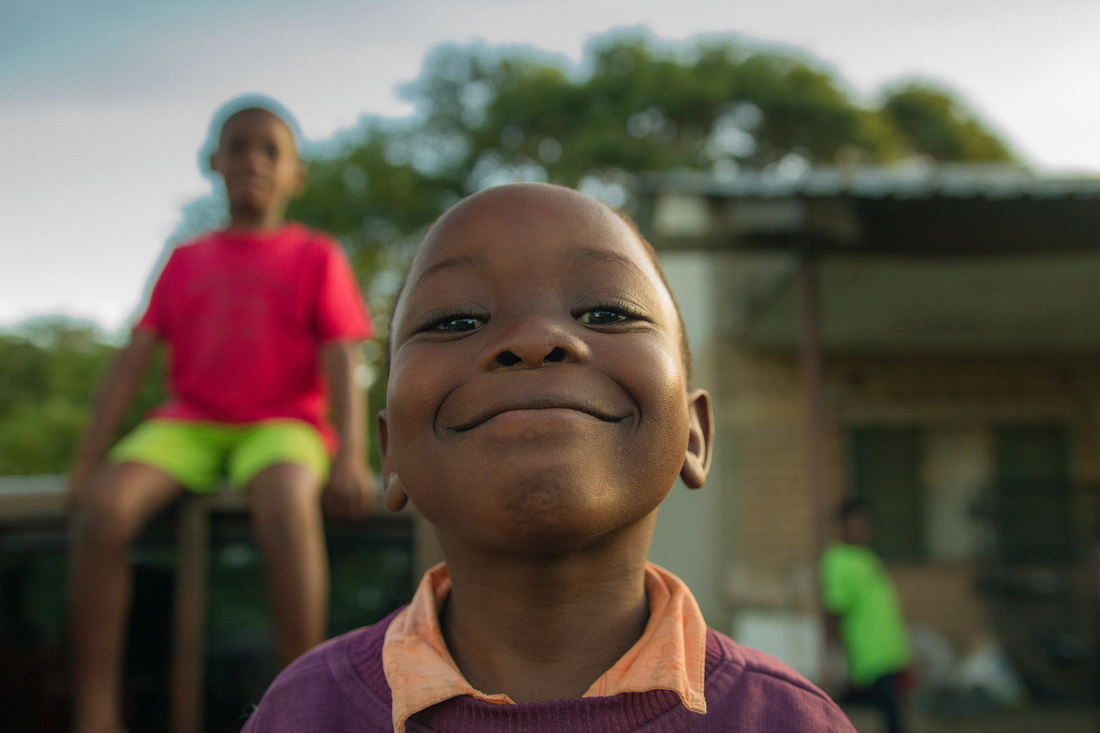A family centered village. - There is a great need here in Zambia to look after the children that are vulnerable and or orphaned from HIV/AIDS. Our villages emphasizes family and is structured to support kids ranging from toddlers to teenagers to know they are loved, valuable and have a calling from God in life.